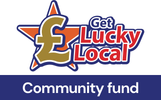 "Ms D (HOUNSLOW) supporting <a href=""support/getluckylocal"">Get Lucky Local Community Fund</a> matched 2 numbers and won 3 extra tickets"